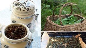 Как заготовить иван-чай?