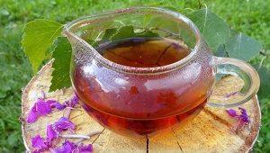 Мочегонные чаи на основе иван-чая