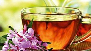 Почечные чаи на основе иван-чая