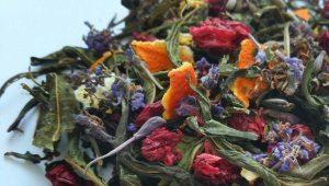 Русские чаи на основе иван-чая и других трав