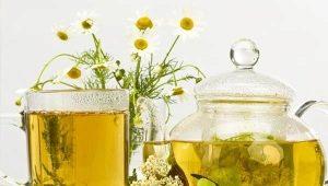 Желчегонные чаи на основе иван-чая
