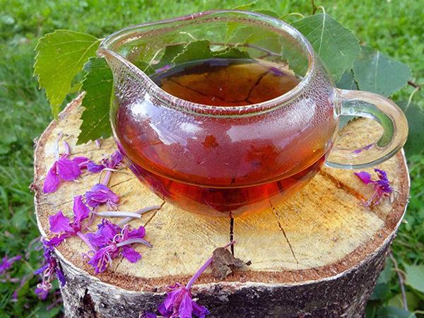 Настои из иван чая