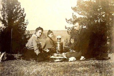 Иван-чай на Руси