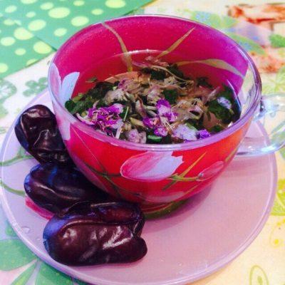 Иван-чай пить можно часто с сухофруктами