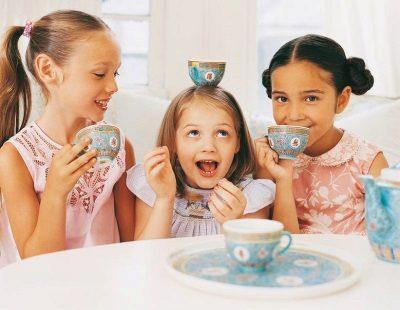 Копорский чай для детей