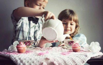 Иван-чай для детей