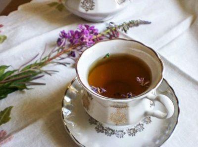 Иван-чай при климаксе