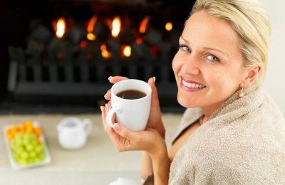 Расслабление с иван-чаем