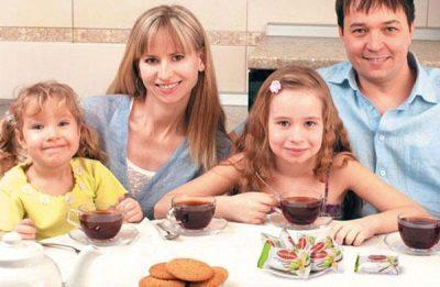 Иван-чайная церемония - семья