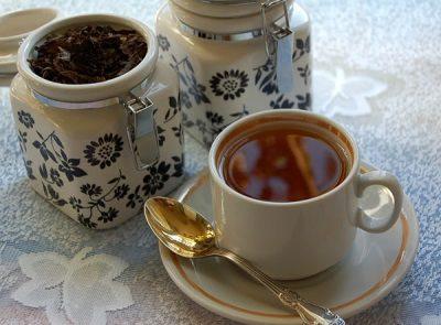 Приготовление копорского чая