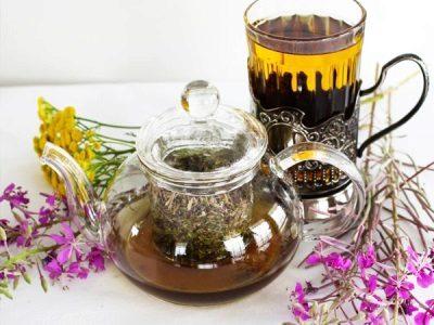 Почечные чаи - прием