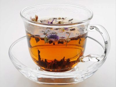 Травяные потогонные чаи