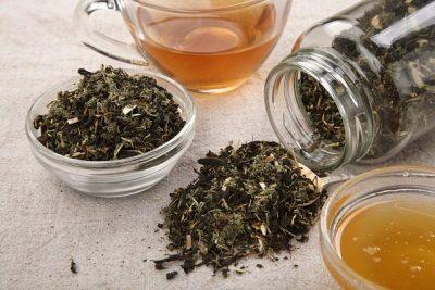 Ферментация и сушка иван-чая