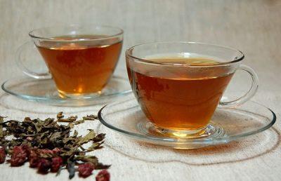 Ветрогонные чаи