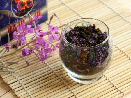 Как сделать из иван-чая чай в домашних условиях